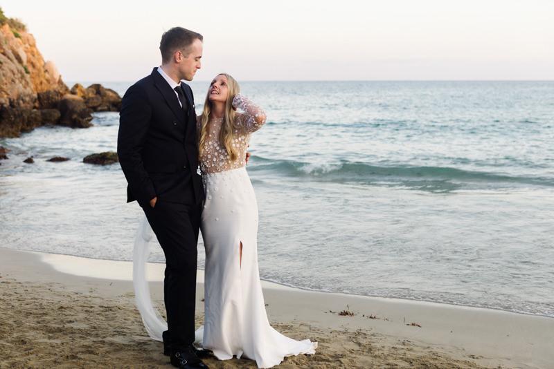Cala Nova Ibiza wedding film
